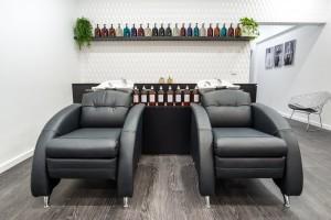 Bixie Colour Salon Chairs